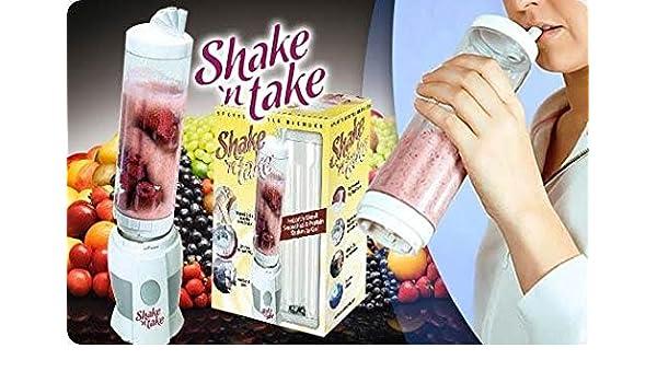 Moldes, Silicona Shake n Take Batidora de Vaso y proteína Shake ...