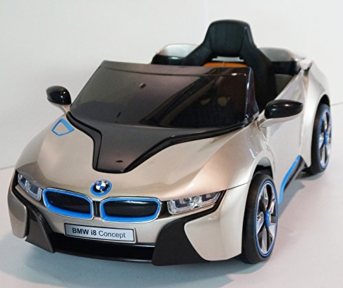 Power Wheels Cars Bentley: New 2015 BMW I8 Je 12v Kids Ride On Power Wheels Battery