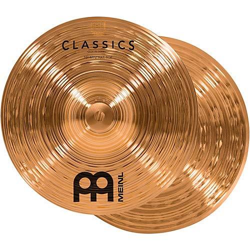 - Classics Mini Hi-Hat Cymbals