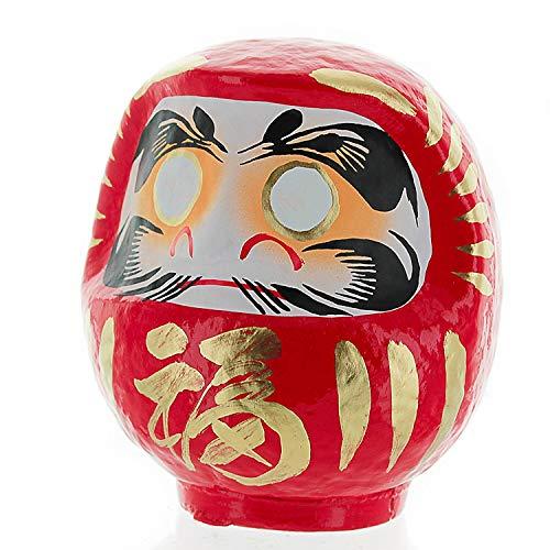 Daruma Doll - Handcrafted in Japan - 4.7
