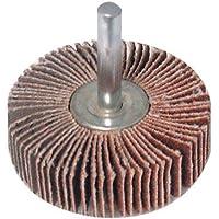Silverline 823535 Cepillo Abrasivo Laminado, 50 mm Diámetro