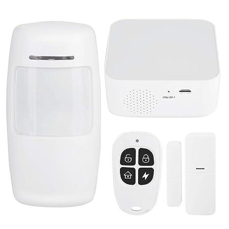 Sistema de Alarma para el hogar, WiFi gsm 433MHz Alarma ...