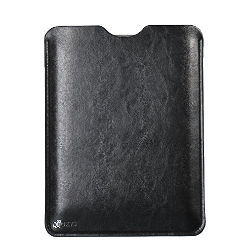 Universal Tablet Case-Qijuxys Premium PU Leather Cover Case Pocket for 7.9 inch Tablet Sleeve Bag for ipad mini 7.9inch,Samsung Galaxy Tab,Amazon Kindle Fire HD7/8 2014 2015 2016 2017 (7.9inch black)
