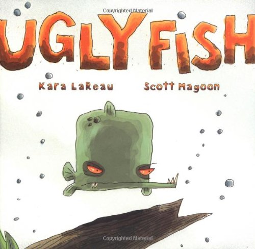 Image result for ugly fish book