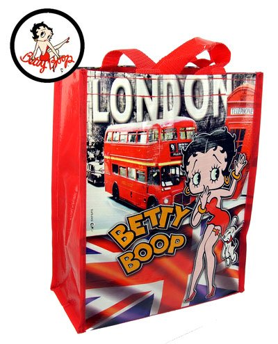 BETTY BOOP - Sac Shopping version london < Please Select >