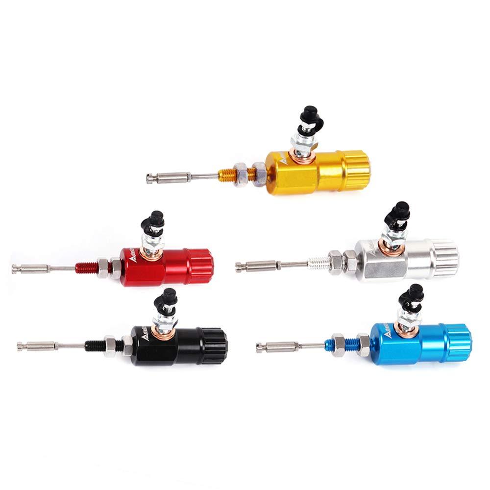 Docooler motorrad hydraulische kupplung master hydraulische kupplung zylinder stange bremspumpe f/ür pit dirt bike motorrad motocross atv quad