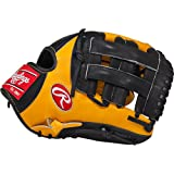 """Rawlings PRO1175 Heart of the Hide Players Series Baseball Gloves, 11.75"""""""