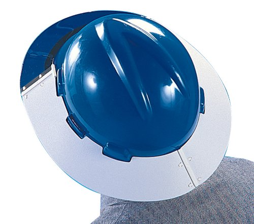 MSA 10039114 Polyurethane Sun Shield for V-Gard Advance 500 Caps Only Clear