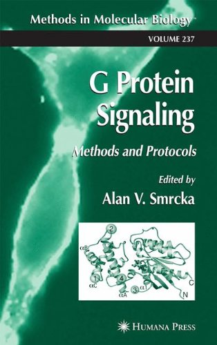 G Protein Signaling: Methods and Protocols (Methods in Molecular Biology)