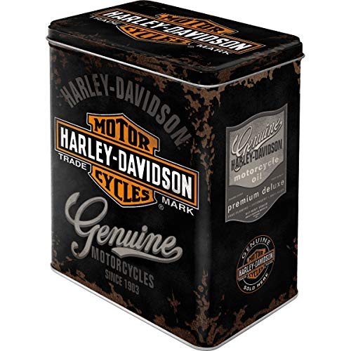 (Harley-Davidson Coffee Box)