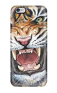 New Arrival Iphone 6 Plus Case Tiger Case Cover