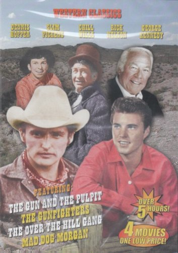Western Classics: The Gun And The Pulpit / The Gunfighters / The Over The Hill Gang / Mad Dog Morgan