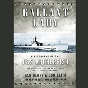 Gallant Lady Audiobook