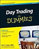 img - for Day Trading For Dummies by Ann C. Logue (2011-06-07) book / textbook / text book