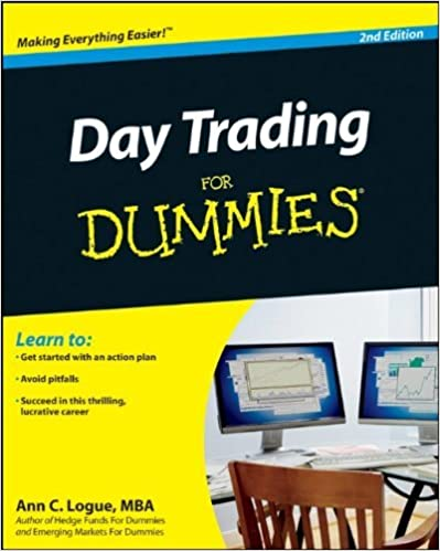 Book Day Trading For Dummies by Ann C. Logue (2011-06-07)