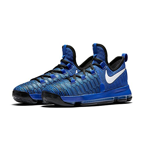 4413ff877b49 Galleon - NIKE Kids  Grade School Zoom KD 9 Basketball Shoes (5.5 ...