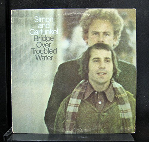 SIMON AND GARFUNKEL-Bridge Over Troubled Water- VINYL-LP (Simon And Garfunkel Bridge Over Troubled Water)