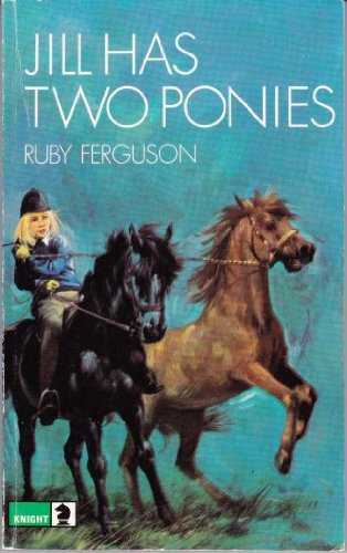 book cover of Jill Has Two Ponies
