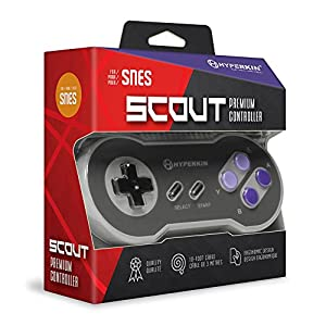 "Hyperkin ""Scout"" Premium Controller for SNES"