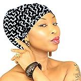 Head Wrap | HEAD WRAP | Hijab | PREMIUM QUALITY HEAD WRAP African Head Wraps Hair Loss African Fabric Turban Headband Muslim Head Cover Under Scarf
