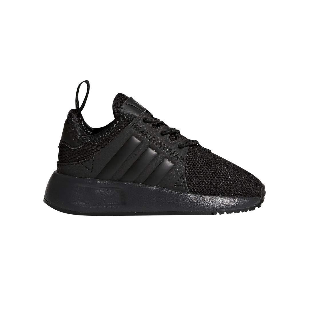 adidas Originals Boys' X_PLR EL Running Shoe, core Black, 6 M US Toddler by adidas Originals