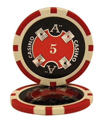 50 $ 50 5 ACE ACE CASINOクレイComposite $ 13.5グラムポーカーチップ B00XOBLS12, ツールショップキカイヤ:48f44566 --- itxassou.fr