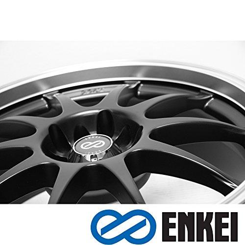 17 Enkei Rims - Enkei J10 Black (17x7) +38 (5x100/5x114.3)