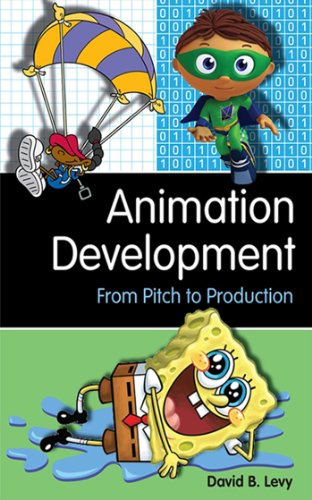 Animation Development: From Pitch to Production