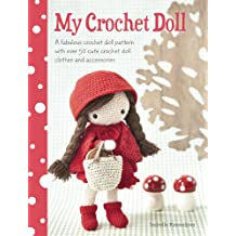 DC-04242 David & Charles Books-My Crochet Doll