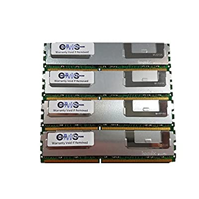 16Gb (4X4Gb) Memory Ram Compatible with Hp Proliant Ml350 G5, Proliant Ml370 G5, Pc5300 For Servers Only By CMS B104