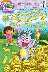 So Many Bananas! (Dora the Explorer)