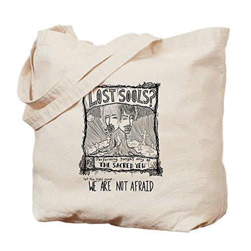 CafePress–Lost Souls?–Leinwand Natur Tasche, Reinigungstuch Einkaufstasche, canvas, khaki, S