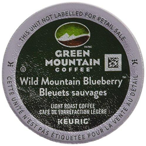 (Green Mountain Wild Mountain Blueberry, 24-Count,0.33 Oz EA Net Wt. 7.9)