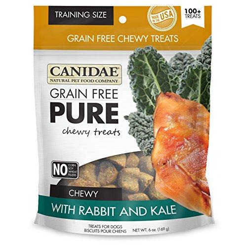 CANIDAE Grain Chewy Treats Rabbit