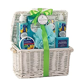 Amazon Spa Gift Basket Best Healthy Holiday Baskets Birthday For Her Beauty