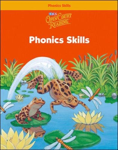 Open Court Reading Phonics Skills, Grade 1