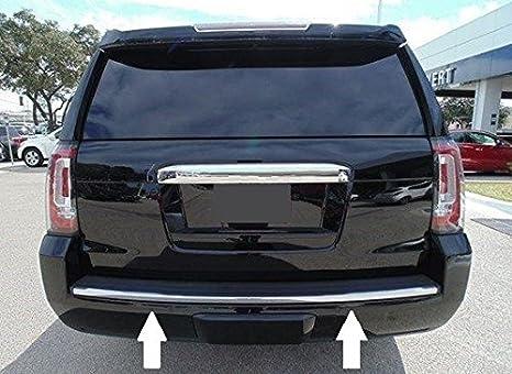 "2015-2019 Chevy Tahoe//Suburban//GMC Yukon//XL Trunk Trim Accent Chrome Molding 1/"""