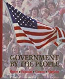 Government by the People : National, Burns, James M. and Peltason, Jack W., 013364118X