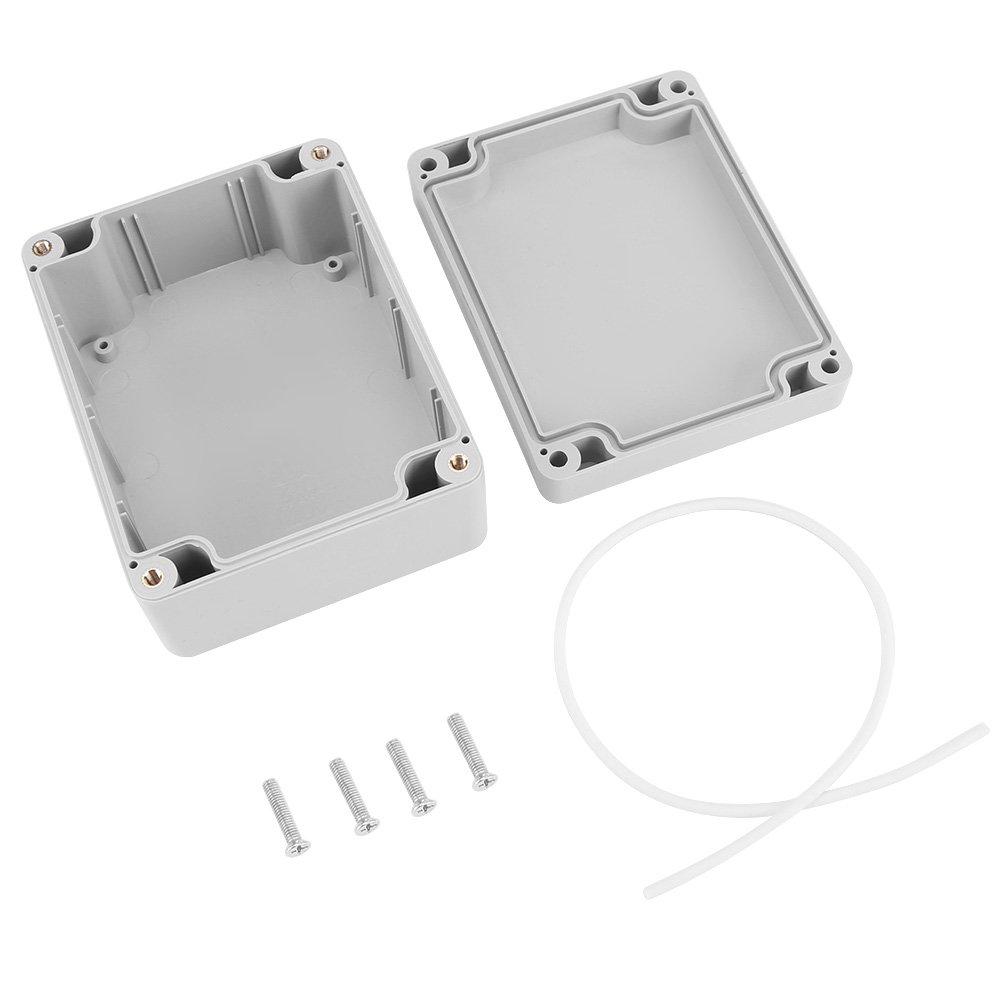 IP65 ABS Bo/îte de Projet Electrique Bo/îtier dInstrument Electrique Bo/îtier de Jonction 89*59*35mm 115*90*55mm