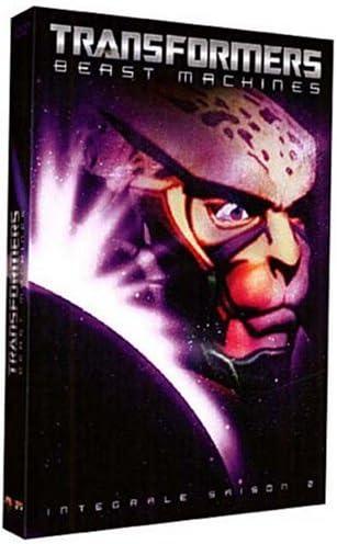 DVD des Épisodes de… Beast Wars/Robots-Bêtes/Animutants ― Beast Machines/Mécanimaux/Animachines ― En Anglais et Français - Page 3 513eiUZswiL._AC_