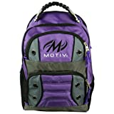 Motiv Intrepid Backpack Bowling Bag Purple For Sale