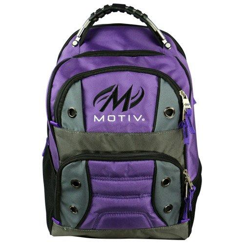 Motiv Intrepid Backpack Bowling Bag Purple by Motiv