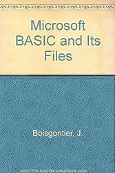 Microsoft BASIC and Its Files