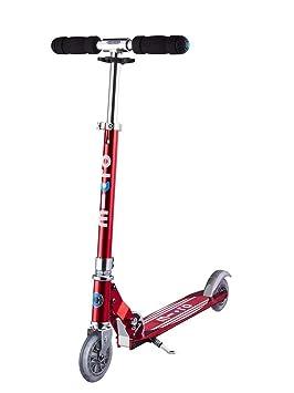 Micro Mobility SA0178 Sprite - Patinete, Color Rojo: Amazon ...