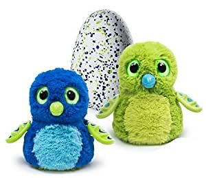 Hatchimals Draggles Blue/Green Egg Toy