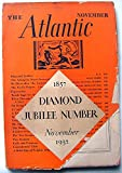 img - for The Atlantic Monthly. Diamond Jubilee Number. November 1932. book / textbook / text book
