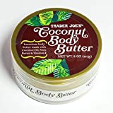 Trader Joes Coconut Body Butter 8