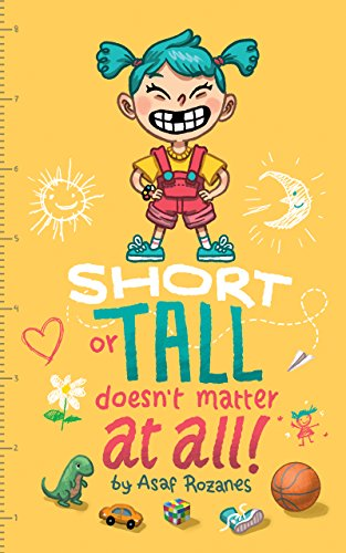 Amazoncom Short Or Tall Doesnt Matter At All Childrens Books