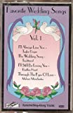 Favorite Wedding Songs, Vol. 1