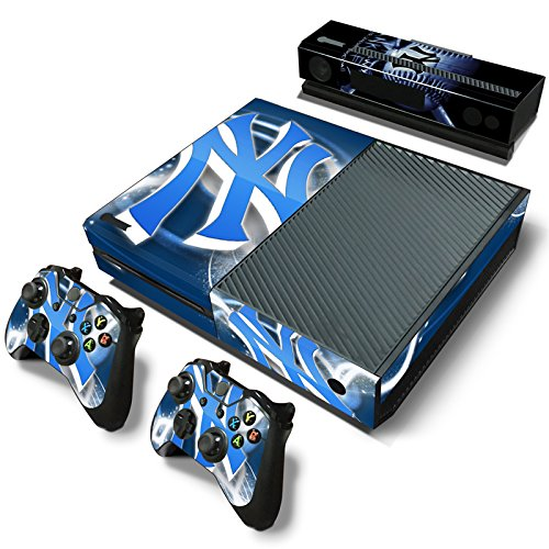 GoldenDeal Xbox One Console and Controller Skin Set - Baseball MLB - Xbox One Vinyl (Best Mlb Game For Xbox)